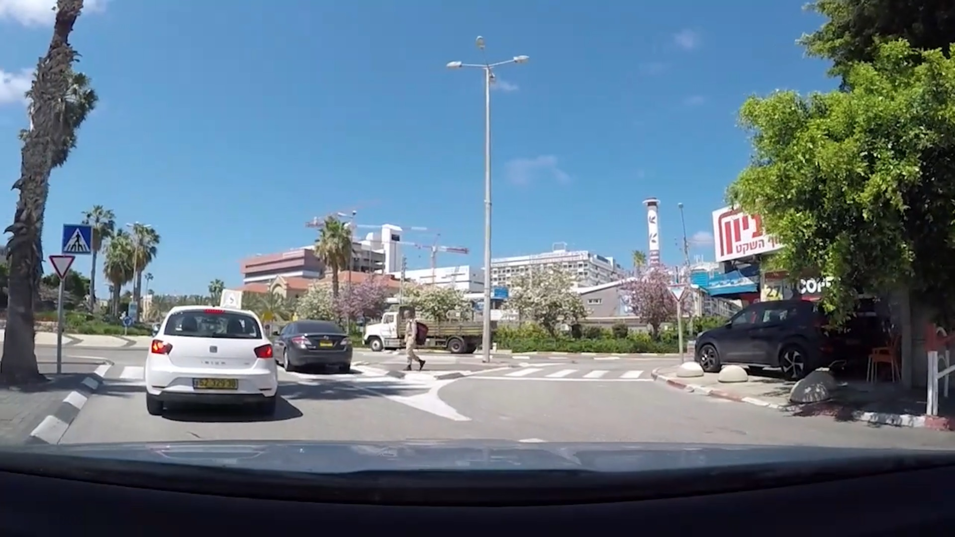 איך לעבור טסט בחיפה