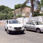 איך לעשות חניה ברוורס –  במקביל – בטסט